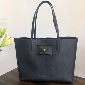 Marc Jacobs Luggage Tote Bag w/ Front Pocket